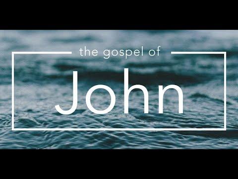 The Gospel Of John: Tough Love
