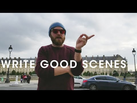 Building a Scene - And Getting Alan an Apartment in Paris
