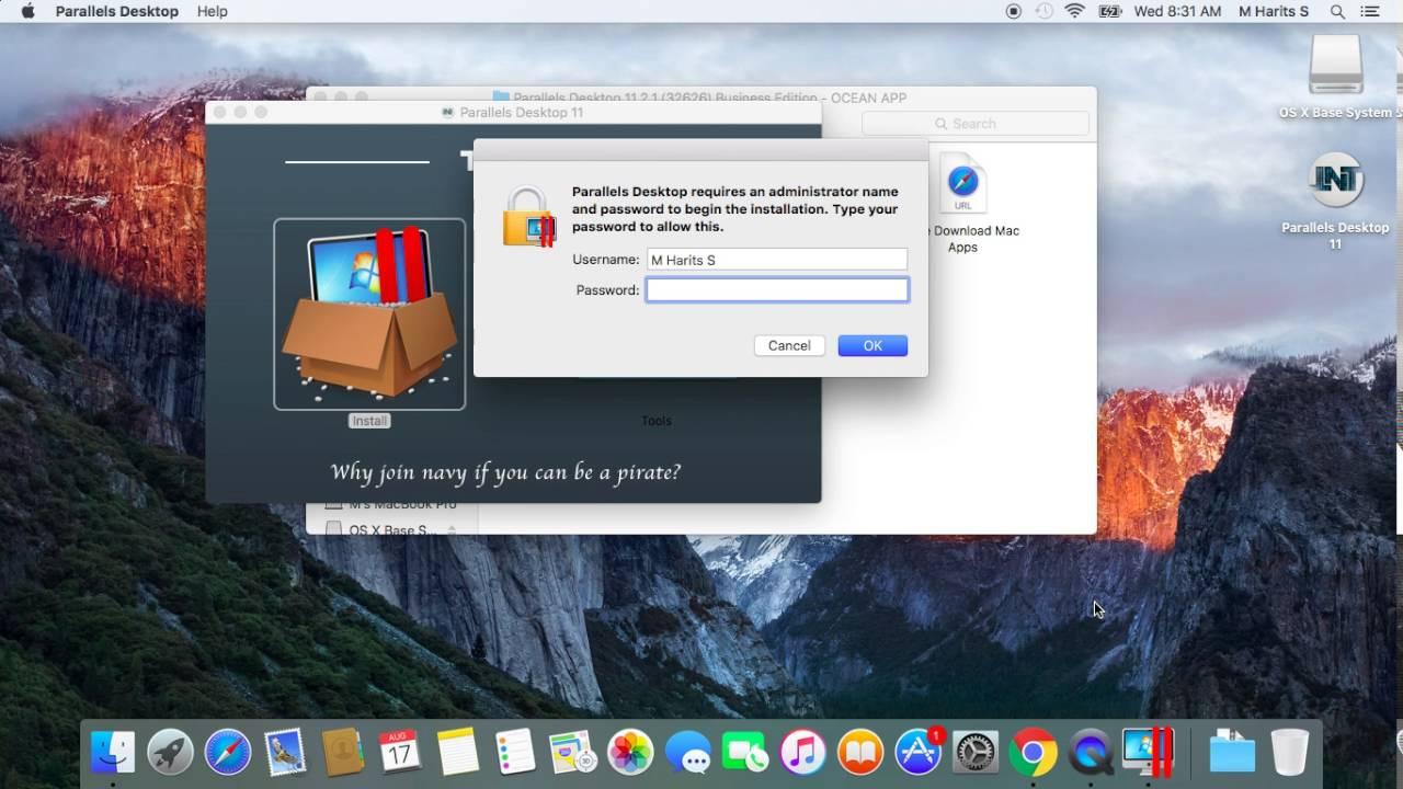 parallels desktop for mac student edition