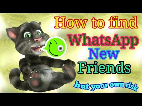 How to Invite Friends On Whatsapp from YouTube · Duration:  1 minutes 19 seconds