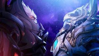 Video Steps of the Rite: Artanis Helps Alarak to Kill Guardians (Starcraft 2   Protoss Tal'darim) download MP3, 3GP, MP4, WEBM, AVI, FLV November 2018