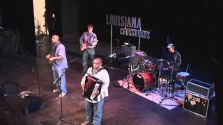 Corey Ledet and his Zydeco Band - I