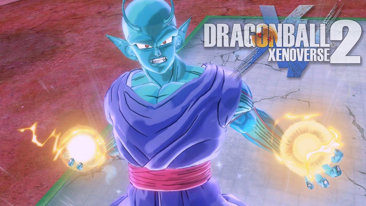 Piccolo Gets A New Form?! | Dragon Ball Xenoverse 2 PC Mods - YouTube