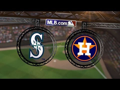 5/4/14: Bloomquist, Cano lead Mariners in series win