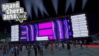 WIR GEHEN AUF EIN EDM FESTIVAL - GTA 5 Real Life Mod