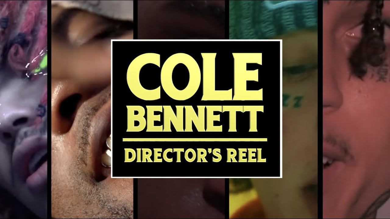 Cole Bennett | 2017 Music Video Reel