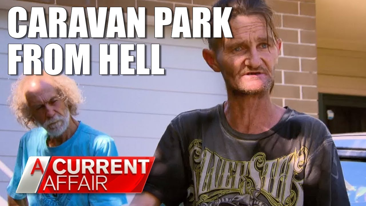 Download Caravan park from hell