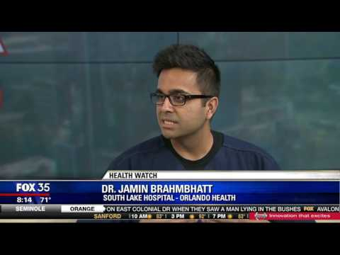 Antibiotics could work as alternative to appendix removal surgery - Dr. Jamin Brahmbhatt