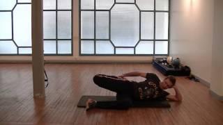 Étirements des chaînes musculaires | psoas iliaque étirement