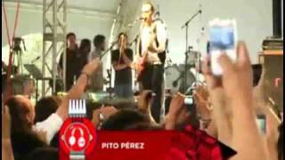 Live At Vive Latino 11 -- Recorded live on Justin.tv - http://j-tv....