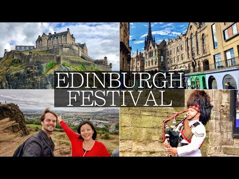 EDINBURGH Festival -