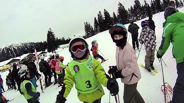 Skiurlaub Ratschings 2012 in HD mit Contour-Helmcam