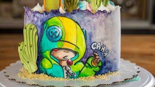 Не умею рисовать Как оформить торт Я ТОРТодел