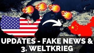 Update -Fake News Erkennen & 3. Weltkrieg