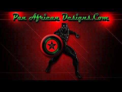 "Pan African Designs ""Black Panther Review"""