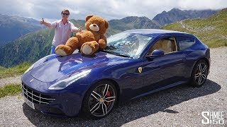 Can My Ferrari FF Keep Up with the McLarens?