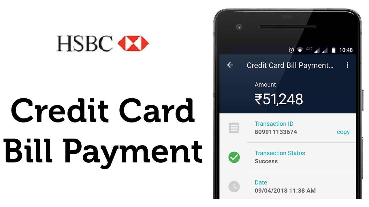 pay hsbc credit card bill online philippines