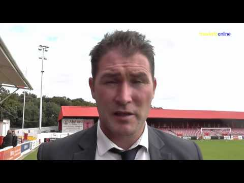 Ebbsfleet United v Havant & Waterlooville