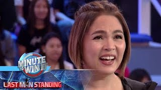 Minute To Win It: Judy Ann Santos-Agoncillo, first time na maglalaro sa Minute To Win It!