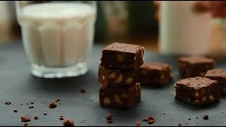 Candy Recipes - How To Make Old Fashioned Chocolate Fudge