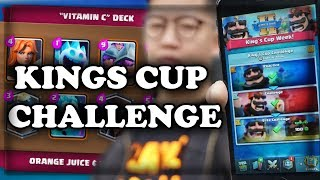 Kings Cup Challenge | Clash Royale