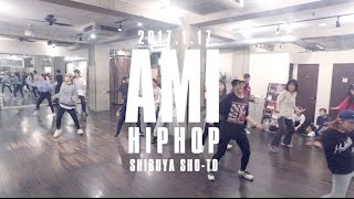 "【DANCEWORKS】Ami / HIPHOP ""Burn Break Crash"""