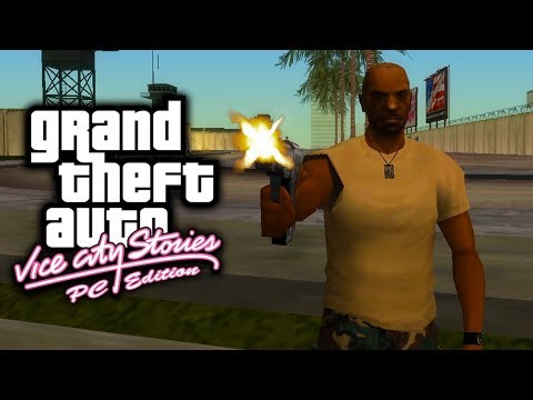 GTA Vice City Stories PC Edition! - THE FORGOTTEN GRAND THEFT AUTO!