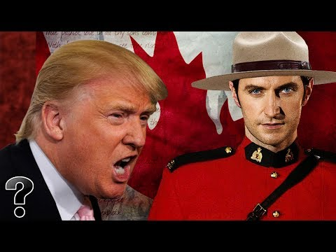 What If America Invaded Canada? |