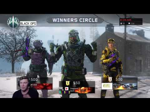 Playing With Fans - COD - BO3 - SnD - Australian Youtuber