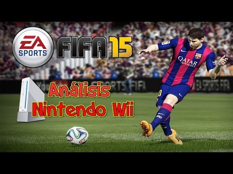LPtG HD - FIFA 15 Wii [Análisis | Review | Gameplay]