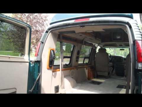 Sold Sold Sold 1999 Chevrolet Conversion Van G1500