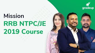 Mission RRB NTPC/ JE 2019 Course - English