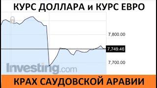 Смотреть видео Курс рубля на 50, а курс евро на 60?! Что будет с валютой и нефтью после атаки на Саудовскую Аравию онлайн