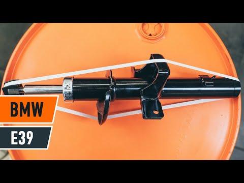 Wymiana amortyzatory przednie BMW 5 E39 TUTORIAL | AUTODOC