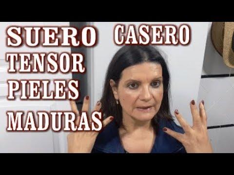 MÁS DE CUARENTA/SUERO TENSOR PARA PIELES MADURAS/ANTI EDAD, MUY EFICAZ/MÁS DE CUARENTA