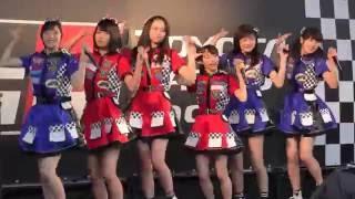 AKB48 Team 8 Live in TOYOTA GAZOO Racing PARK in SF Okayama at Okay...