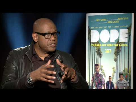 Forest Whitaker Interview for DOPE