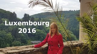 Luxembourg, July 2016