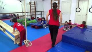 Jimnastik Kursu, Galeri Başar