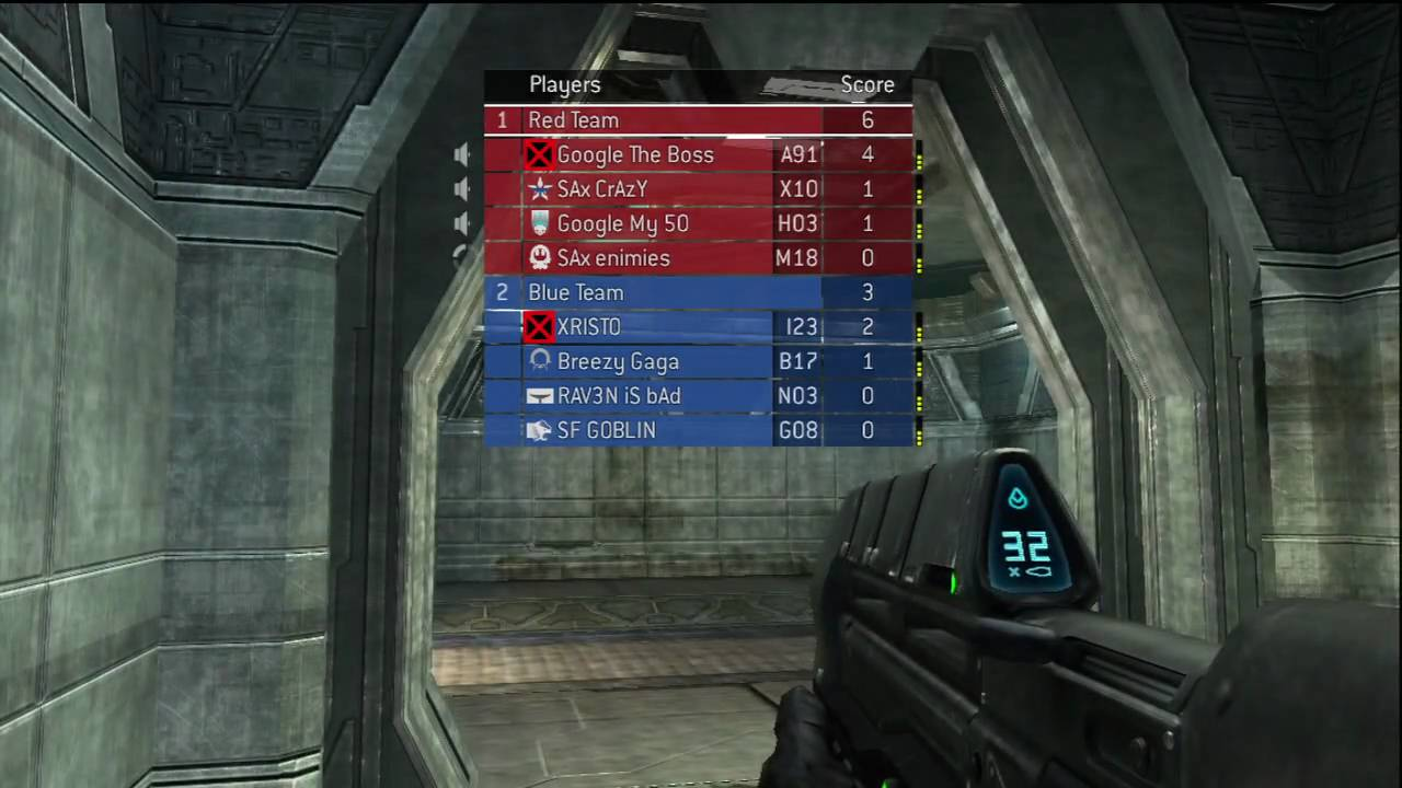 how to get unbanned from halo 3 matchmaking