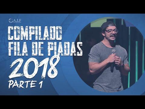 COMPILADO FILA DE PIADAS 2018 - parte 1 - MÁRCIO DONATO