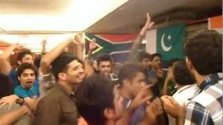 Pakistan VS South Africa - Winning Moments - T20 Cricket World Cup 28 Sept 2012