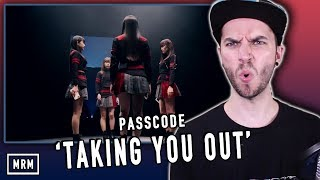 """PASSCODE - """"Taking You Out"""" REACTION!!!"""