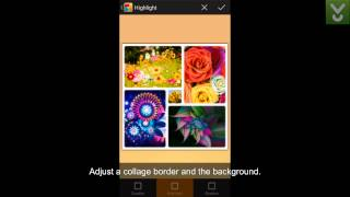 KD Collage Free - Create collages easily - Download Video Previews