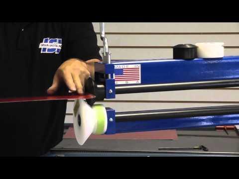 Irvan-Smith Video Series - Hem Roll
