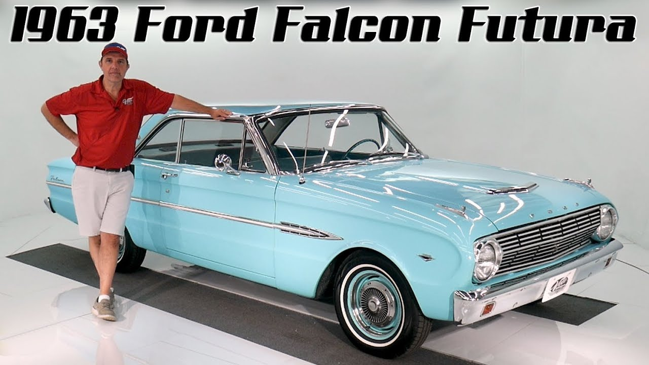 1963 Ford Falcon | Volo Auto Museum