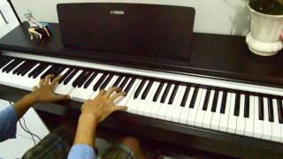 Tulus - 1000 tahun lamanya (piano cover)
