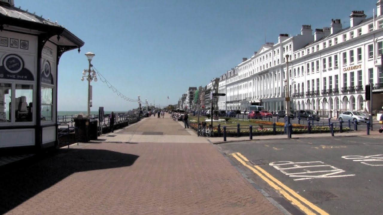 Eastbourne Seafront, East Sussex