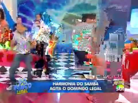 Harmonia do Samba - Pout-Pourri - Vem Neném - Cavaco e Agachadinho