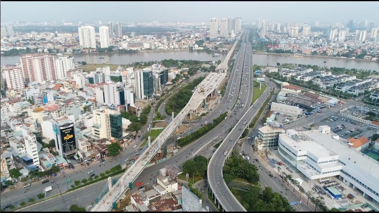 Tuyến metro số 1 Bến Thành – Suối Tiên sẽ vận hành vào năm 2021